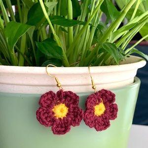 Fund Raise, hand crochet s925 hooks